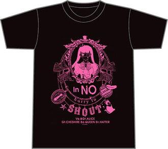 覆面系ノイズ Tシャツ イノハリver.(Fukumenkei Noise - T-shirt In No Hurry ver.(Back-order))