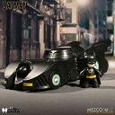 2インチ メズイッツ ミニ/ バットマン 1989 ティム・バートン: バットモービル with バットマン[メズコ]《10月仮予約》