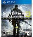 PS4 北米版 Sniper Ghost Warrior 3[City Interactive]《発売済・在庫品》