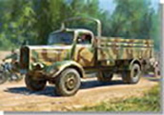 1/35 Heavy German 4.5t Cargo Truck WW2 Plastic Model(Back-order)(1/35 ドイツ軍4.5tカーゴトラックWW2 プラモデル)