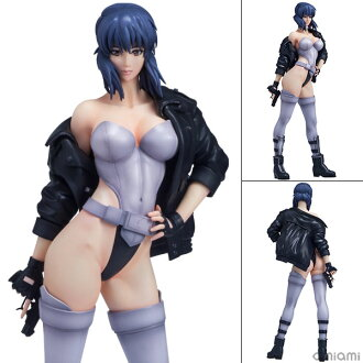 Hdge technical statue No.6 Ghost in the Shell S.A.C. - Motoko Kusanagi Complete Figure(Released)(Hdge technical statue No.6 攻殻機動隊S.A.C. 草薙素子 完成品フィギュア)