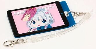 Eromanga Sensei - Sagiri's Tablet-shaped Soft Pass Case(Back-order)(エロマンガ先生 紗霧のタブレット型やわらかパスケース)