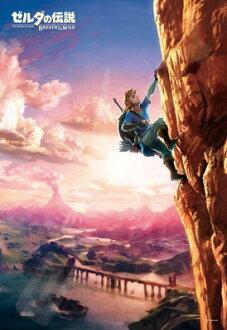 Jigsaw Puzzle - The Legend of Zelda: Breath of the Wild 300pcs (300-1194)(Released)(ジグソーパズル ゼルダの伝説 ブレスオブザワイルド 300ピース(300-1194))