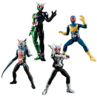 SHODO 仮面ライダーVS6 10個入りBOX (食玩)(SHODO Kamen Rider VS6 10Pack BOX (CANDY TOY)(Released))