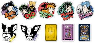 アクリルバッジ ジョジョの奇妙な冒険 第3部 10個入りBOX(Acrylic Badge - JoJo's Bizarre Adventure Part.III 10Pack BOX(Released))