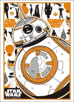 "ブシロードスリーブコレクション ハイグレード Vol.1280 STAR WARS 『BB-8』Part.2 パック(Bushiroad Sleeve Collection High Grade Vol.1280 STAR WARS ""BB-8"" Part.2 Pack(Released))"