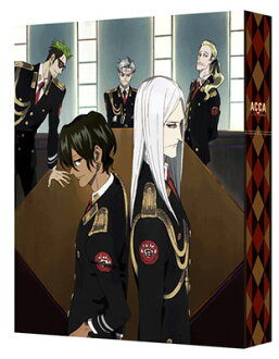 DVD ACCA: 13-ku Kansatsu-ka DVD BOX Vol.2 Special Package Limited Edition(Released)(DVD ACCA13区監察課 DVD BOX 2 特装限定版)