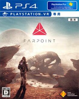 【特典】PS4 Farpoint([Bonus] PS4 Farpoint(Released))