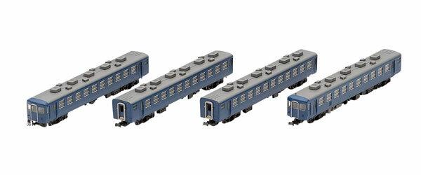 92303 国鉄 12 1000系客車セット(4両)[TOMIX]《取り寄せ※暫定》
