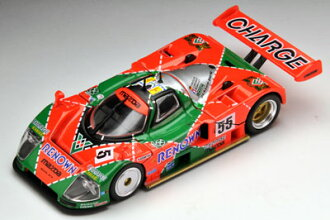 Tomica Limited Vintage Mazda 787B 1991 Le Mans Winner's Car(Released)(トミカリミテッドヴィンテージ マツダ787B 1991 ル・マン優勝車)