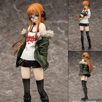 Persona 5 - Futaba Sakura 1/7 Complete Figure(Pre-order)(ペルソナ5 佐倉双葉 1/7 完成品フィギュア)