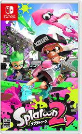 Nintendo Switch Splatoon 2 (スプラトゥーン2)[任天堂]【送料無料】《発売済・在庫品》