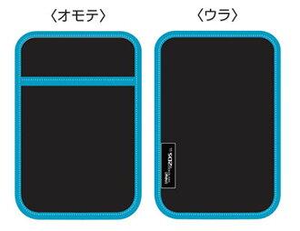New Nintendo 2DS LL Slip-in Pouch / Black(Back-order)(New ニンテンドー2DS LL専用 スリップインポーチ ブラック)