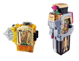 Kamen Rider Ex-Aid - DX Hyper Muteki Gashat & Maximum Mighty X Gashat Set(Released)(仮面ライダーエグゼイド DXハイパームテキガシャット&マキシマムマイティXガシャットセット)