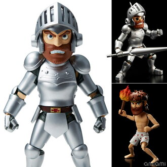 GAME CLASSICS vol.1 Ghosts 'n Goblins Arthur Action Figure(Released)(GAME・CLASSICS vol.1 魔界村 アーサー アクションフィギュア)