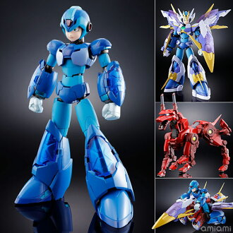 Chogokin - Mega Man X: GIGA ARMOR X(Released)(超合金 ロックマンX GIGA ARMOR エックス)