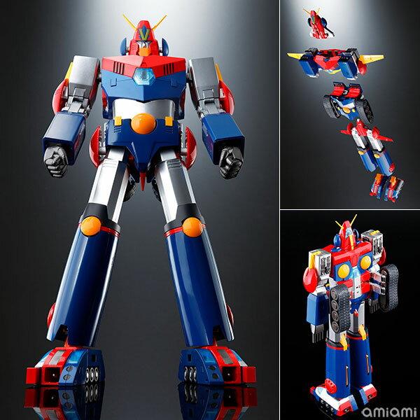 DX超合金魂 超電磁ロボ コン・バトラーV[バンダイ]【同梱不可】【送料無料】《発売済・在庫品》