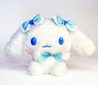 Cinnamoroll - Dot Pigtail S(Pre-order)(シナモロール ドットツインテール S)