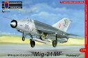 1/72 MiG-21MF 「ワルシャワ条約加盟国」 プラモデル[KP Models]《取り寄せ※暫定》