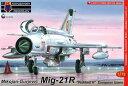 1/72 MiG-21R 「ヨーロッパ」 プラモデル[KP Models]《取り寄せ※暫定》