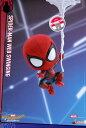コスベイビー『スパイダーマン:ホームカミング』[サイズS] スパイダーマン(ウェブ・スウィング版)[ホットトイズ]《発売済・在庫品》