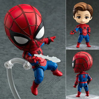Nendoroid - Spider-Man: Homecoming: Spider-Man Homecoming Edition(Released)(ねんどろいど スパイダーマン:ホームカミング スパイダーマン ホームカミング・エディション)