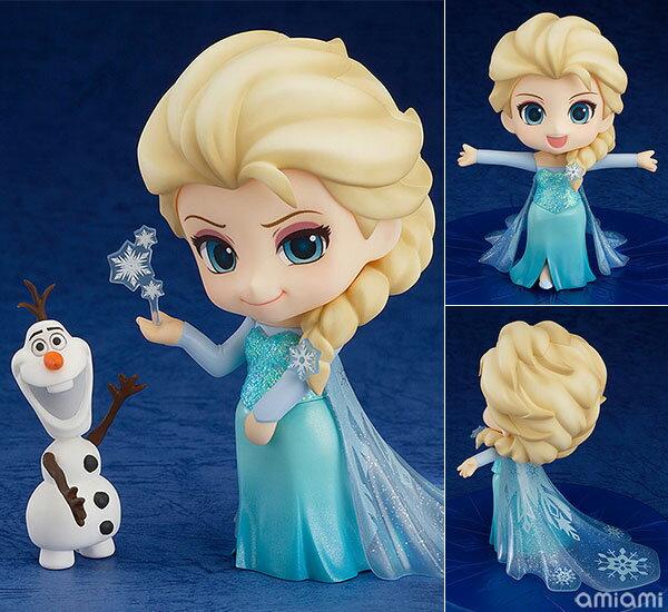 ねんどろいど アナと雪の女王 エルサ(再販)[グッドスマイルカンパニー]《取り寄せ※暫定》