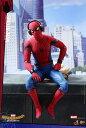 ムービーマスターピース スパイダーマン ホームカミング 1/6 スパイダーマン ※延期前倒し可能性大[ホットトイズ]【同梱不可】【送料無料】《06月仮予約》