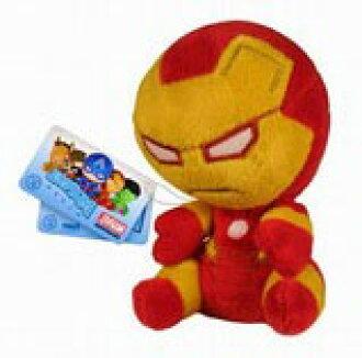 """モーピーズ 『マーベル・コミック』 アイアンマン(Mopeez """"Marvel Comics"""" Iron Man(Back-order))"""