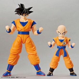 "Figure-rise Standard - Son Goku & Krillin DX Set Plastic Model from ""Dragon Ball Z""(Released)(フィギュアライズ スタンダード 孫悟空&クリリン DXセット プラモデル 『ドラゴンボールZ』より)"