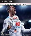 【特典】PS3 FIFA 18 Legacy Edition[EA]《09月予約※暫定》