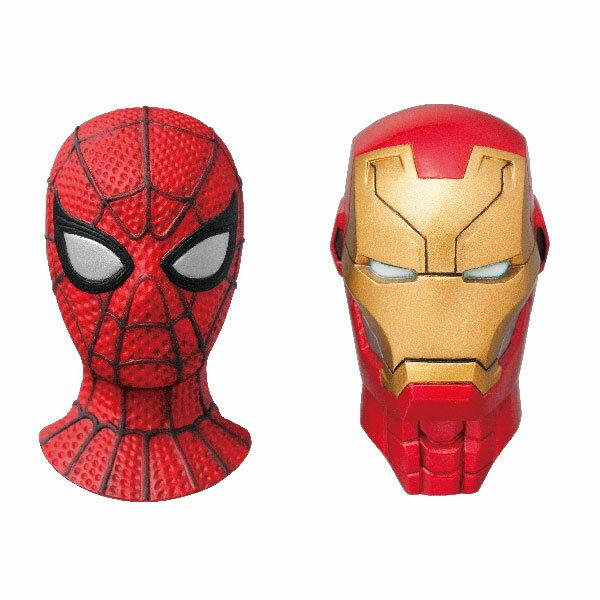 スパイダーマン:ホームカミング リアルマスクマグネットコレクション[エンスカイ]《発売済・在庫品》