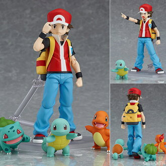 figma ポケットモンスター レッド(figma - Pokemon: Red(Released))