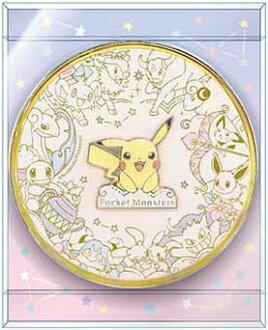"""ポケットモンスター スターシリーズ コンパクトミラー(Pokemon - """"Star Series"""" Compact Mirror(Released))"""