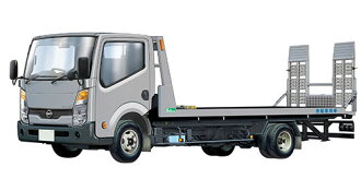 Tomica Limited Vintage NEO LV-N144b Nissan Atlas (F24) Hanamidai Jidousha Safety Loader (Silver)(Pre-order)(トミカリミテッドヴィンテージ ネオ LV-N144b 日産アトラス(F24)花見台自動車セフテーローダ(銀))