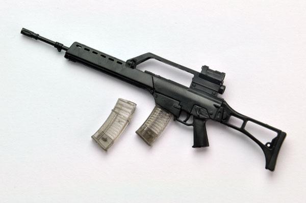 リトルアーモリー 〈LA034〉1/12 G36タイプ プラモデル[トミーテック]《発売済・在庫品》