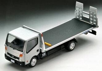 トミカリミテッドヴィンテージ ネオ LV-N144b 日産アトラス(F24)花見台自動車セフテーローダ(銀)(Tomica Limited Vintage NEO LV-N144b Nissan Atlas (F24) Hanamidai Jidousha Safety Loader (Silver)(Released))