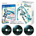【特典】PS4 初音ミク Project DIVA Future Tone DX メモリアルパック[セガゲームス]《11月予約》