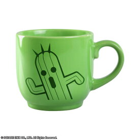 ファイナルファンタジー マグカップ サボテンダー(再販)[スクウェア・エニックス]《発売済・在庫品》