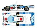 """1/43 ポルシェ 962C """"NISSEKI - TRUST"""" 24h Le Mans 1990 No.63[メイクアップ]【送料無料】《09月予約※暫定》"""