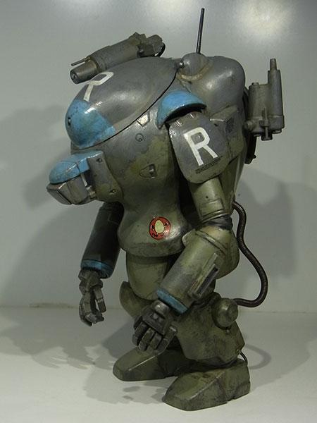 マシーネンクリーガー Ma.K.024 1/16 Mercenary Troops' Arms S.A.F.S.Mk.III Type-R RAPOON 未塗装組立キット[LOVE LOVE GARDEN]《取り寄せ※暫定》