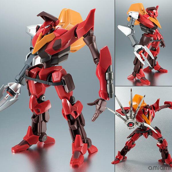 ROBOT魂 -ロボット魂- 〈SIDE KMF〉 紅蓮弐式(甲壱型腕装備) 『コードギアス 反逆のルルーシュ』[バンダイ]《12月予約》