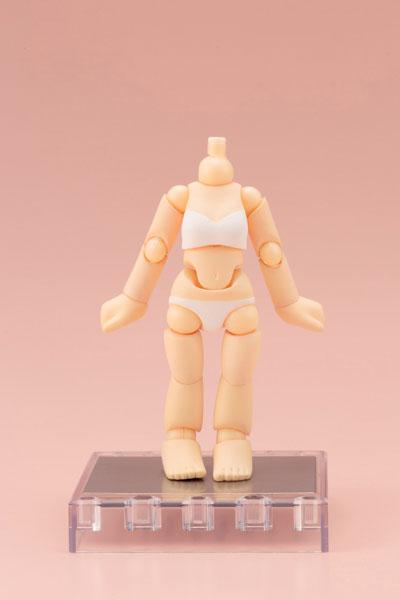 キューポッシュえくすとら 女の子ボディ(素体) 可動フィギュア[コトブキヤ]《発売済・在庫品》