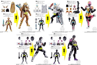 SO-DO Kamen Rider Ex-Aid STAGE9 14Pack BOX (CANDY TOY)(Released)(装動 仮面ライダーエグゼイド STAGE9 14個入りBOX (食玩))