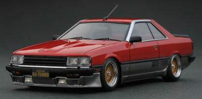 1/18 ニッサン スカイライン 2000 RS-Turbo (R30) Red/Silver[イグニッションモデル]【送料無料】《11月予約》