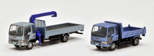 ザ・トラックコレクション 建築現場トラックセットB[トミーテック]《発売済・在庫品》