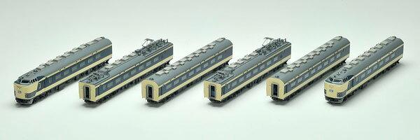 98978 〈限定品〉JR 583系電車(ありがとう583系)セット(6両)[TOMIX]【送料無料】《発売済・在庫品》