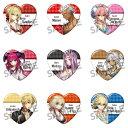 Fate/EXTELLA ハート缶バッジコレクション 50個入りBOX[ホビーストック]《09月予約》
