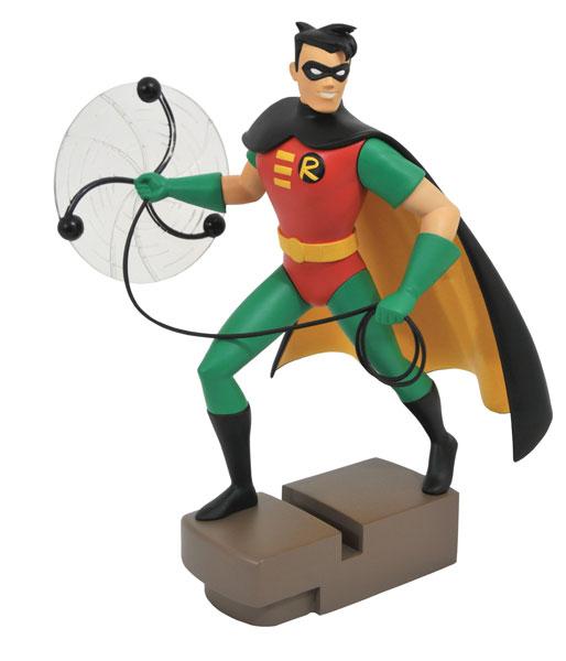 『バットマン アニメイテッド』PVCスタチュー DC ギャラリー ロビン[ダイアモンドセレクト]《02月仮予約》