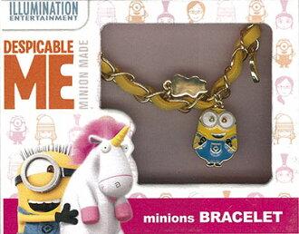 怪盗グルーシリーズ ミニオンズ ブレスレット(Despicable Me Series - Minions Bracelet(Back-order))